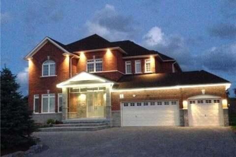 House for sale at 53 Stonesthrow Cres Uxbridge Ontario - MLS: N4812961