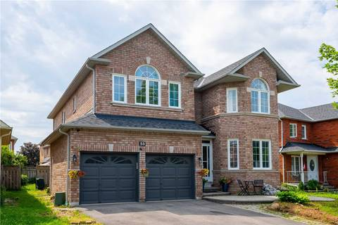 House for sale at 53 Strickland Dr Ajax Ontario - MLS: E4510164