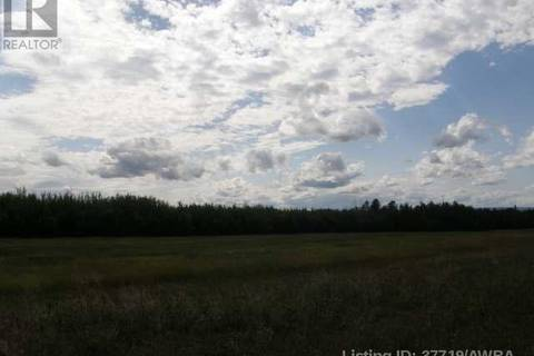 Residential property for sale at 53 Swan Valley Estates Kinuso Alberta - MLS: 37719