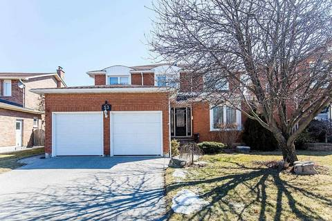 House for sale at 53 Turtlecreek Blvd Brampton Ontario - MLS: W4393795