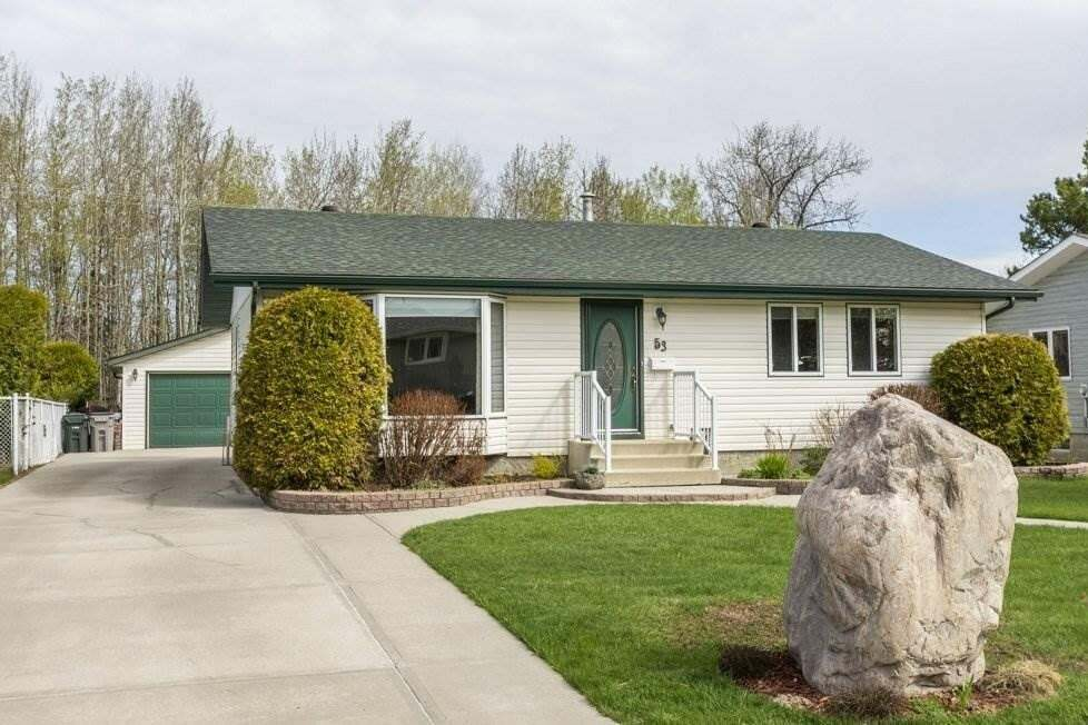 House for sale at 53 Umbach Rd Stony Plain Alberta - MLS: E4197283