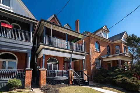 House for sale at 53 Wellington St Hamilton Ontario - MLS: X4729688