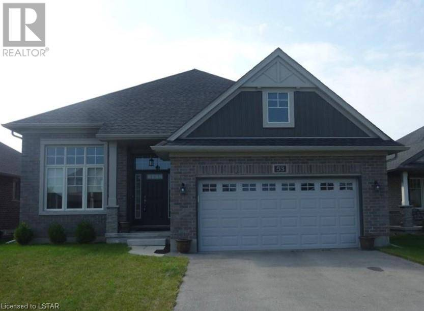 House for sale at 53 Westlake Dr St. Thomas Ontario - MLS: 215132