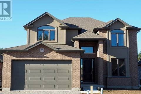 House for sale at 53 William St South Tillsonburg Ontario - MLS: 165392