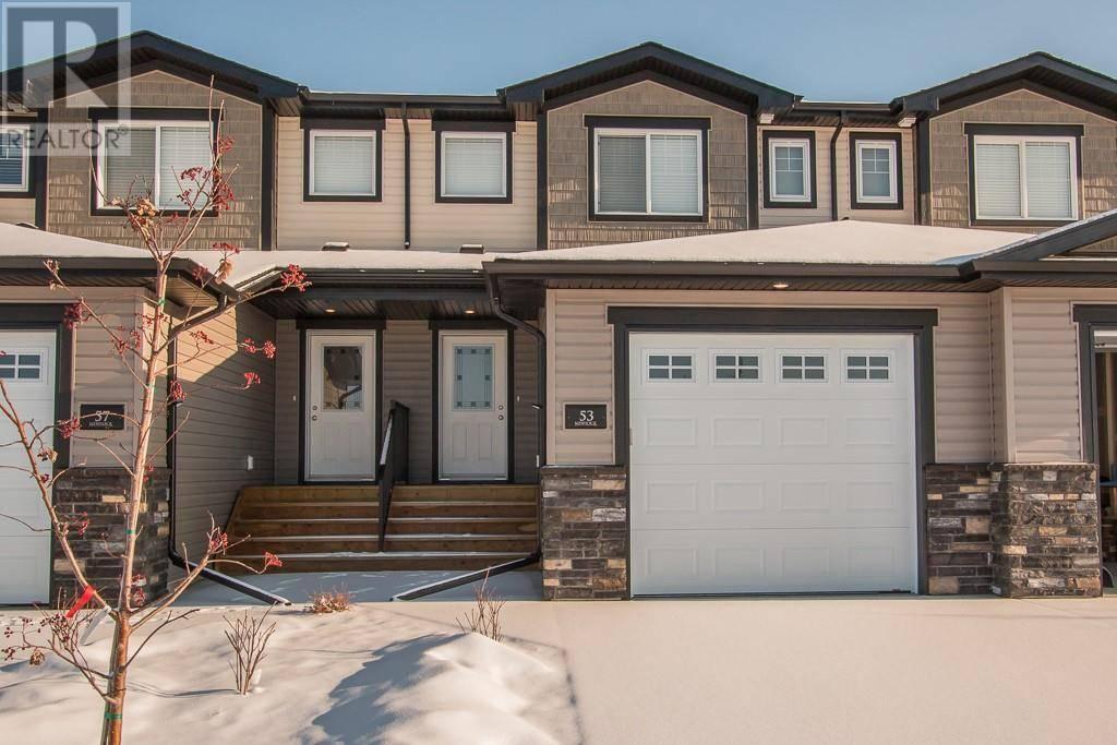 Townhouse for sale at 53 Willow Rd Blackfalds Alberta - MLS: ca0171448