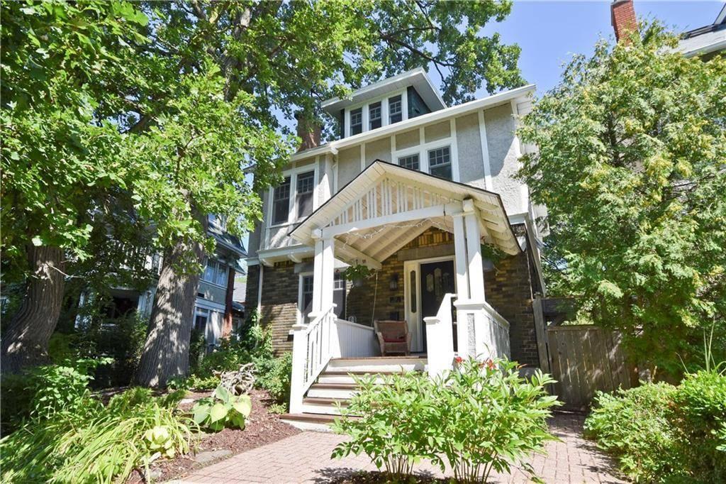 House for rent at 53 Wilton Cres Ottawa Ontario - MLS: 1165827