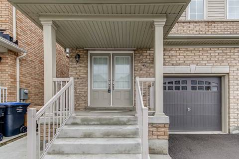 Townhouse for sale at 53 Yardley Cres Brampton Ontario - MLS: W4449016