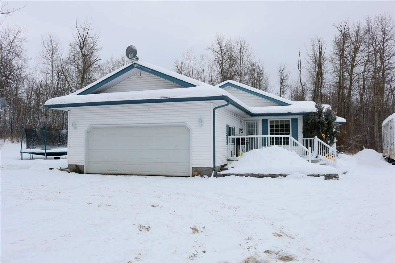 House for sale at 23109 Twp Rd Unit 530 Rural Strathcona County Alberta - MLS: E4187036