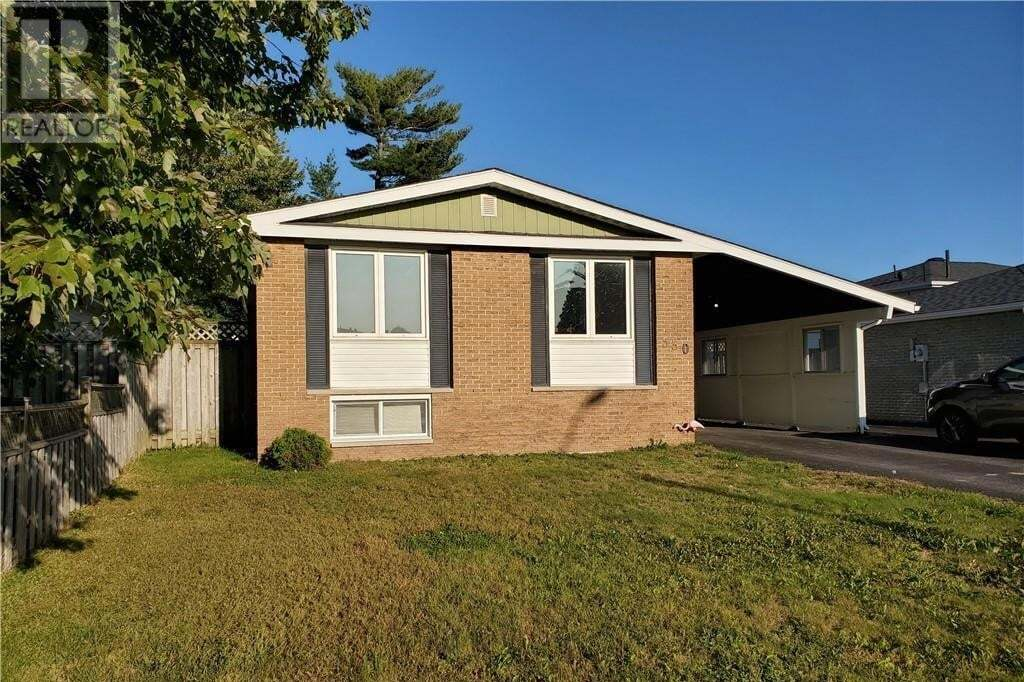 House for sale at 530 Cartier St North Bay Ontario - MLS: 40021326