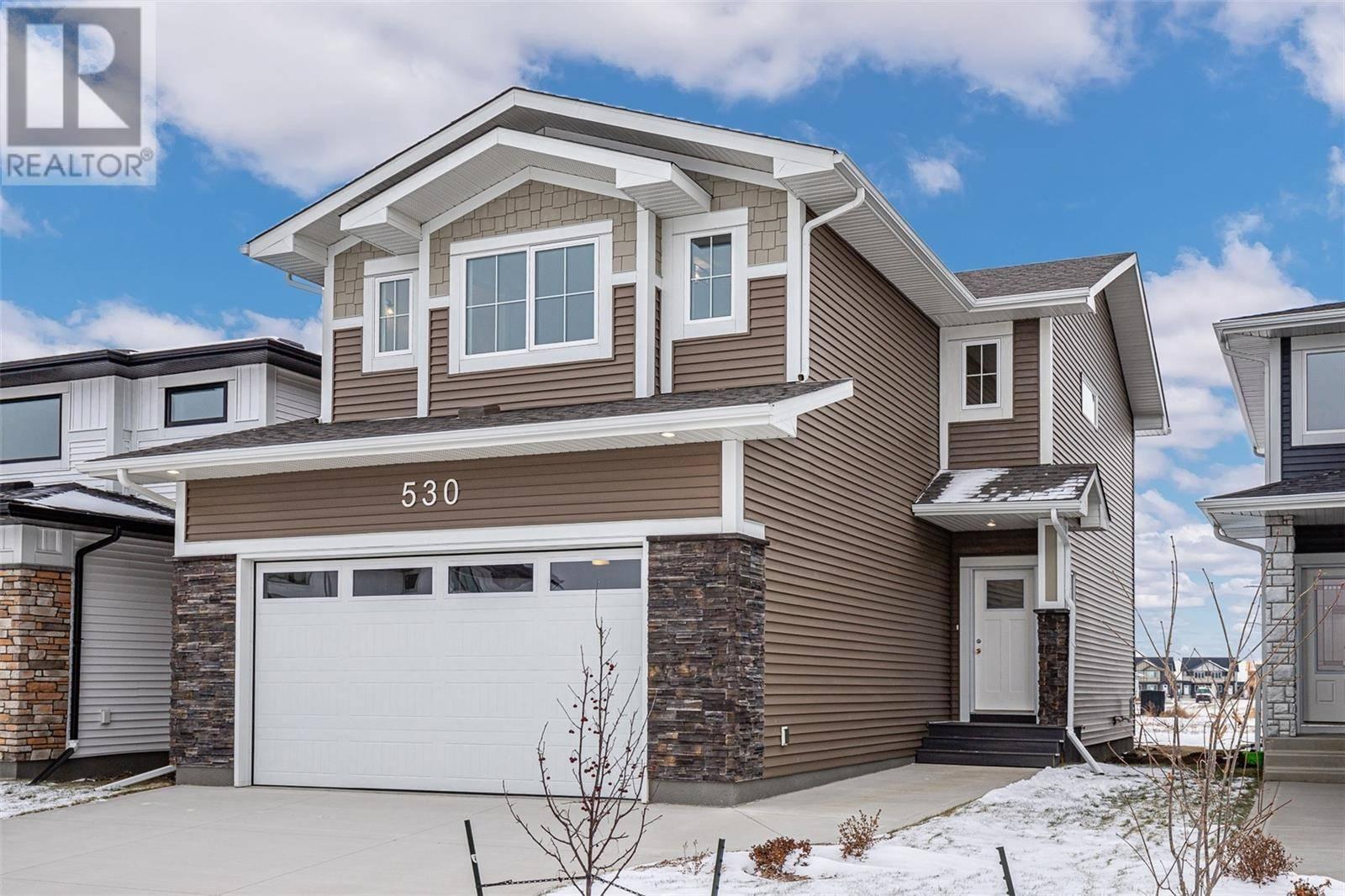 House for sale at 530 Germain Wy Saskatoon Saskatchewan - MLS: SK792607