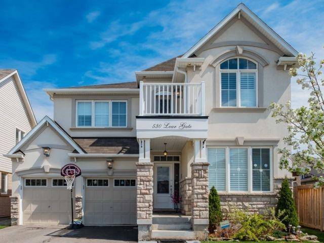 For Sale: 530 Lear Gate, Milton, ON | 4 Bed, 3 Bath House for $999,900. See 20 photos!