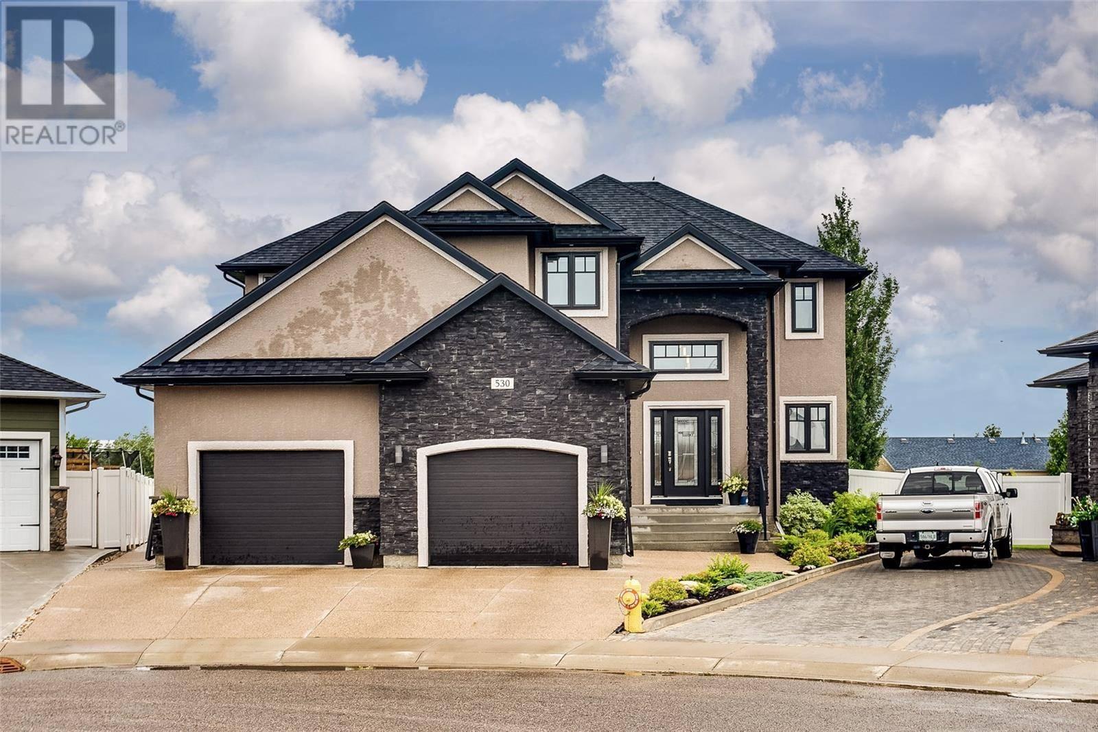 House for sale at 530 Sauer Ter  Saskatoon Saskatchewan - MLS: SK790961