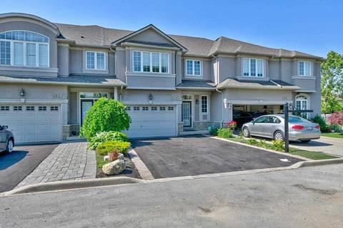 Townhouse for sale at 530 Stonehenge Dr Hamilton Ontario - MLS: X4508522
