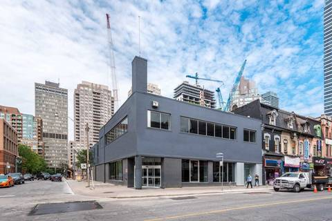 Commercial property for lease at 530 Yonge St Toronto Ontario - MLS: C4387824