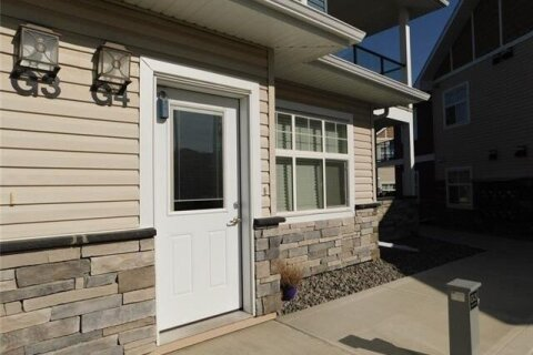 Townhouse for sale at 5300 Vista Tr Blackfalds Alberta - MLS: CA0193743