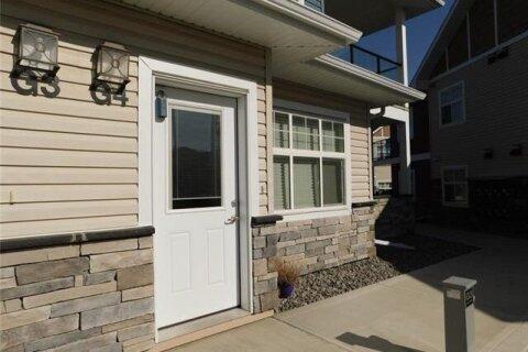 Townhouse for sale at 5300 Vista Tr Blackfalds Alberta - MLS: CA0193743