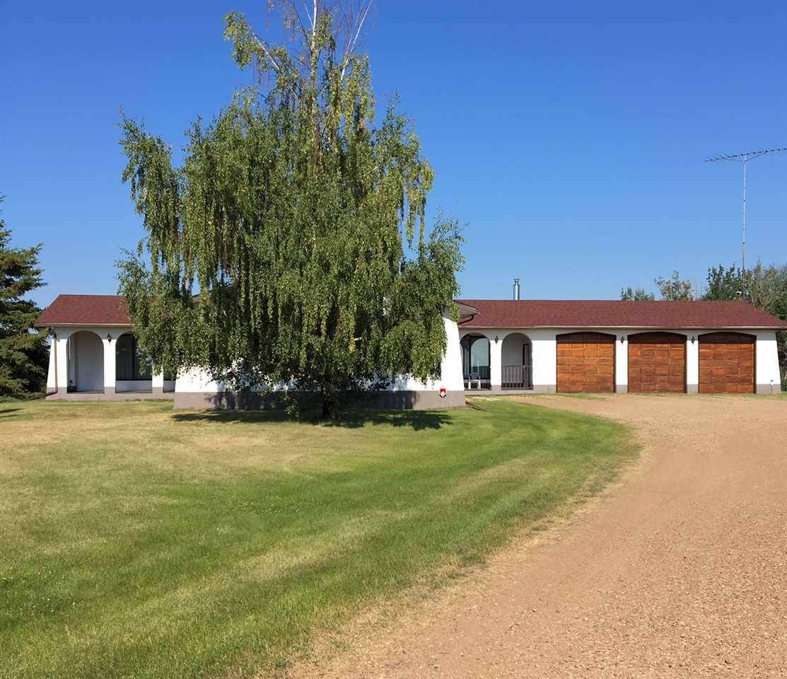 House for sale at 530018 Rr162  Rural Lamont County Alberta - MLS: E4182081