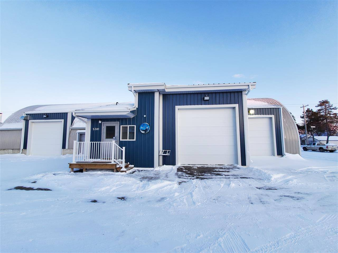 Commercial property for sale at 5301 49 St Wetaskiwin Alberta - MLS: E4184030