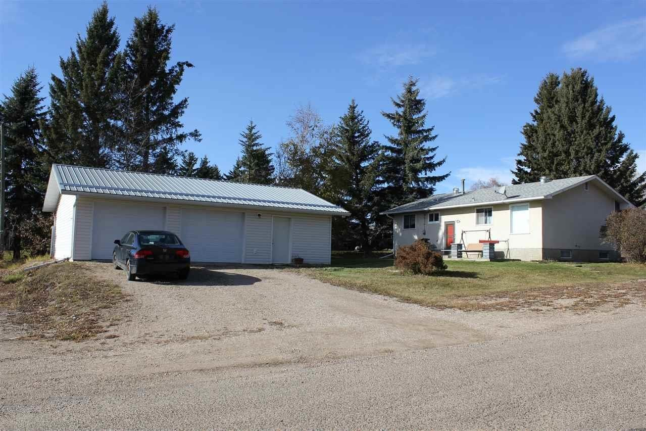 House for sale at 5301 Ravine Dr Elk Point Alberta - MLS: E4133527