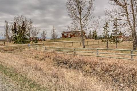 House for sale at 530145 Meridian St Rural Foothills County Alberta - MLS: C4236947