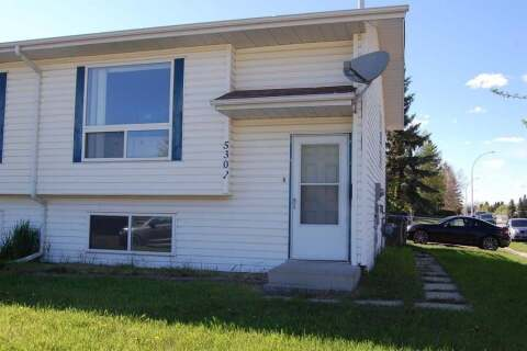 Townhouse for sale at 5302 36a St Innisfail Alberta - MLS: CA0194062