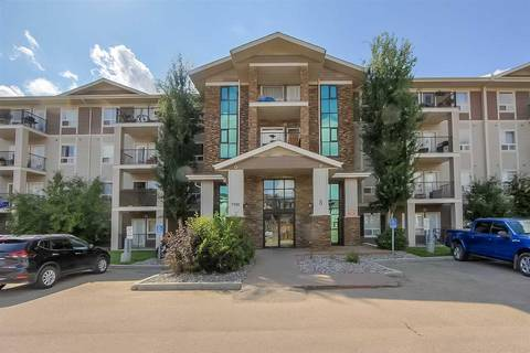 Condo for sale at 7335 South Terwillegar Dr Nw Unit 5302 Edmonton Alberta - MLS: E4169355