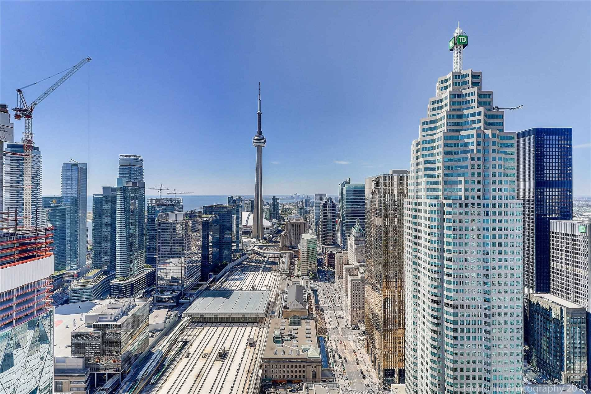 Condo for sale at 8 The Esplanade Ave Unit 5302 Toronto Ontario - MLS: C4509690