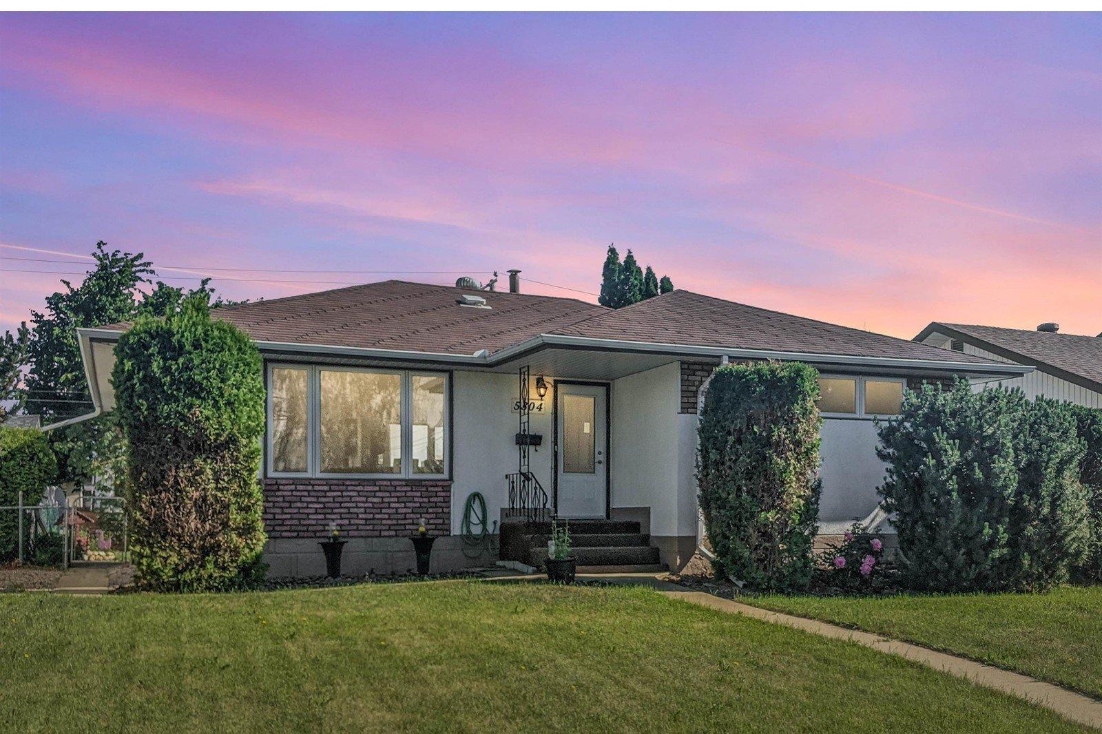 House for sale at 5304 92 Av NW Edmonton Alberta - MLS: E4225339