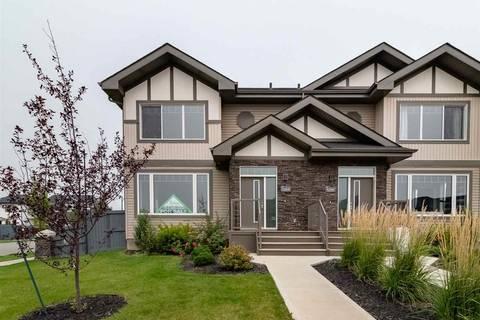 Townhouse for sale at 5304 Godson Pt Nw Edmonton Alberta - MLS: E4159053