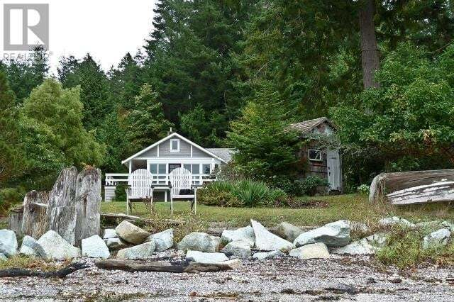House for sale at 5305 Lacon Rd Denman Island British Columbia - MLS: 458623