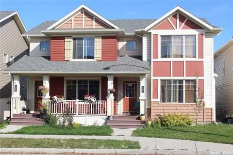 Townhouse for sale at 5306 Jim Cairns Blvd Regina Saskatchewan - MLS: SK787654