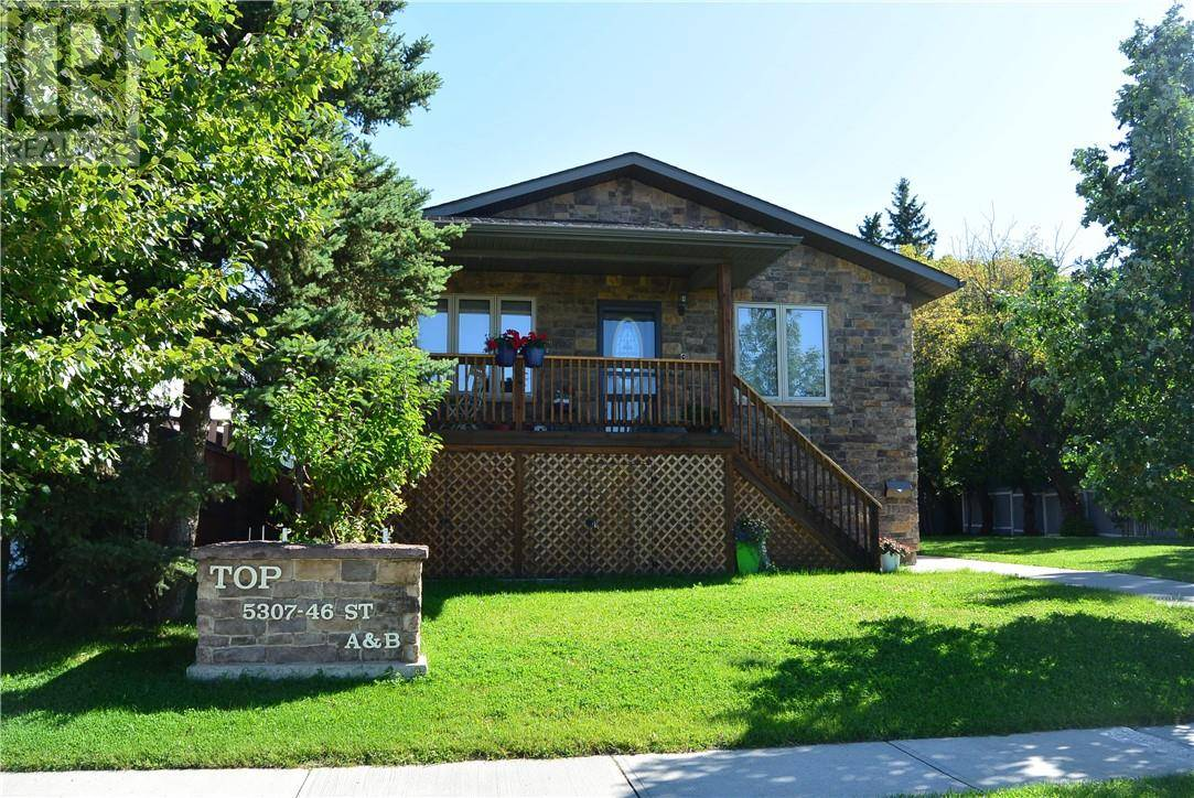 Townhouse for sale at 5307 46 St Camrose Alberta - MLS: ca0177823
