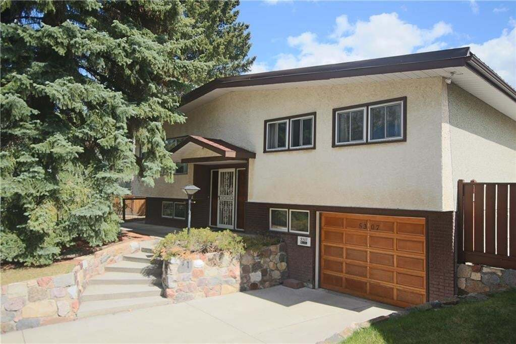 House for sale at 5307 Vicary Pl NW Varsity, Calgary Alberta - MLS: C4297530