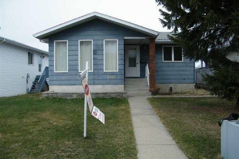 House for sale at 5308 14 Ave Nw Edmonton Alberta - MLS: E4152947