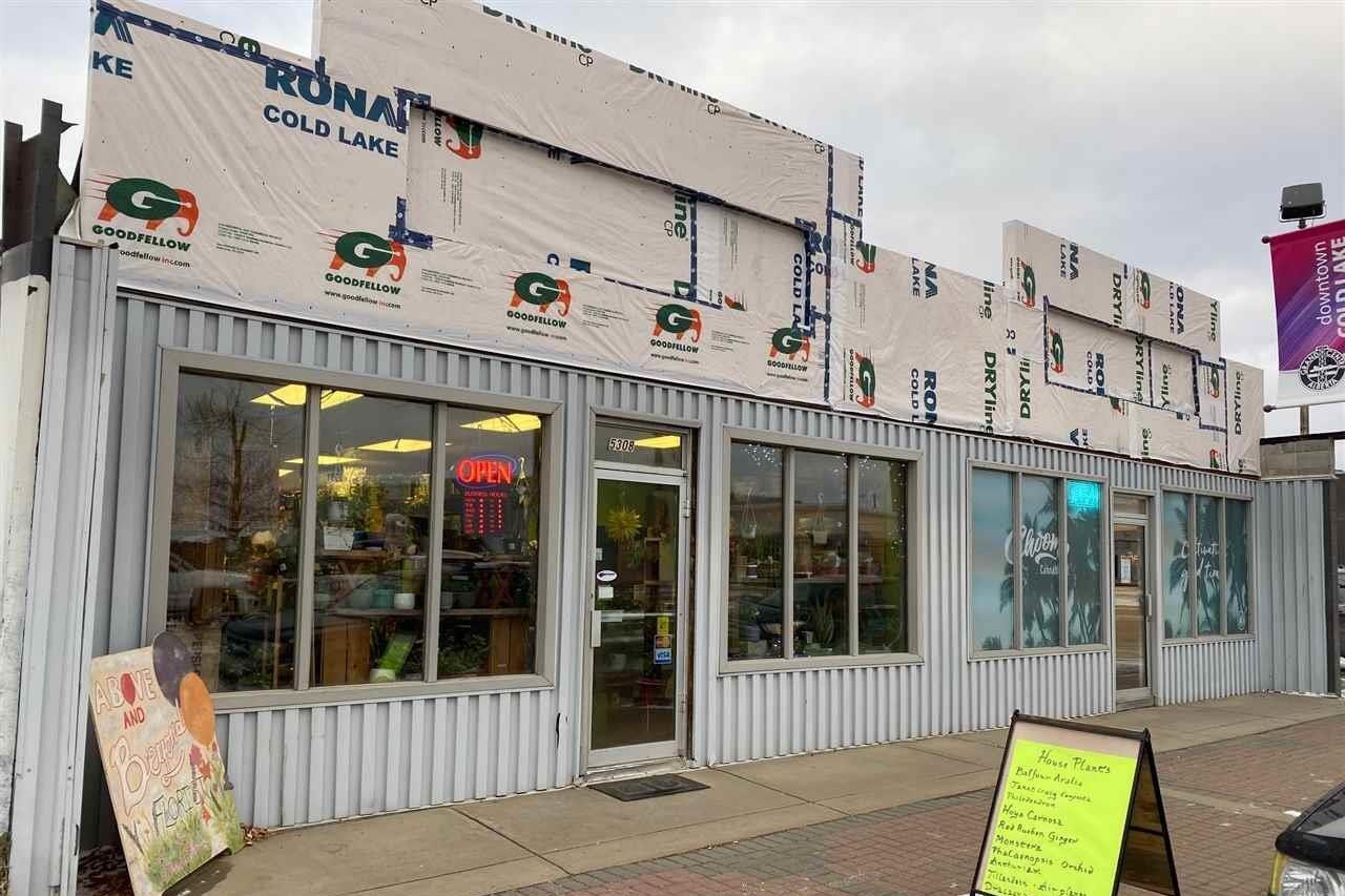 Commercial property for sale at 5308 50 Av Cold Lake Alberta - MLS: E4218771