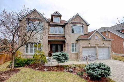 House for sale at 5308 Foxmill Ct Mississauga Ontario - MLS: W4735616