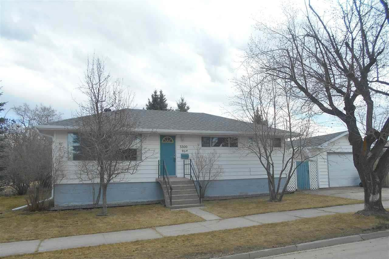 House for sale at 5309 48 St Drayton Valley Alberta - MLS: E4194031
