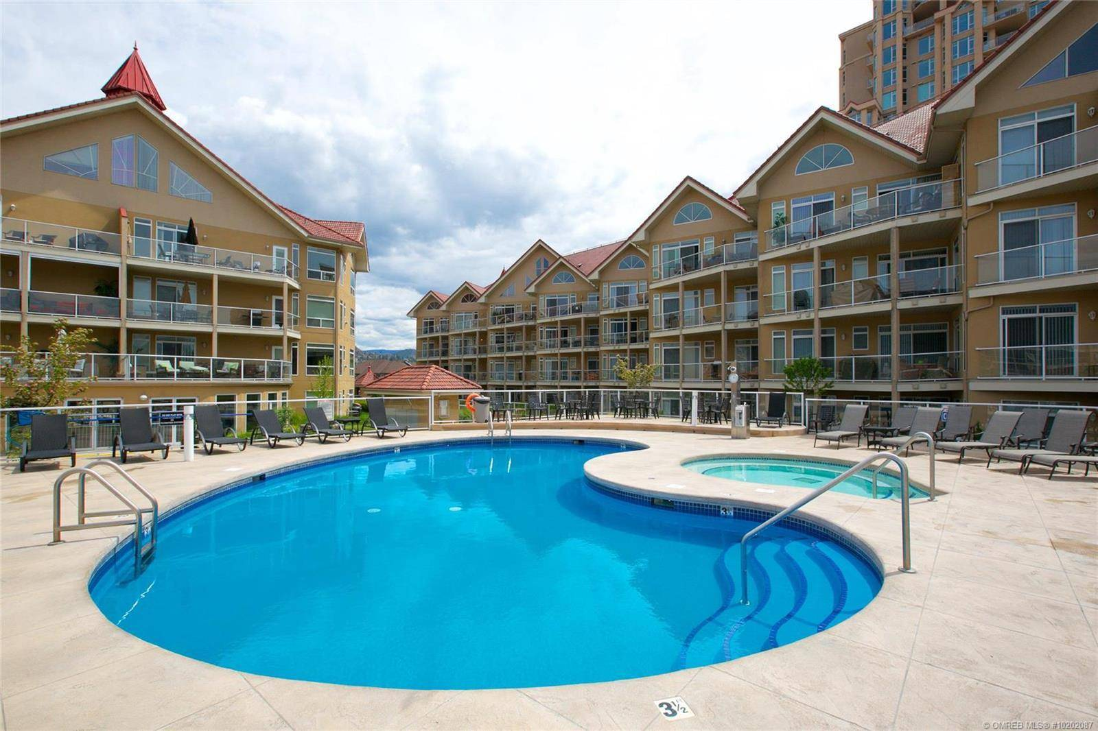 Condo for sale at 1088 Sunset Dr Unit 531 Kelowna British Columbia - MLS: 10202087