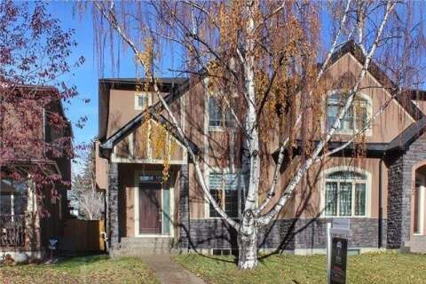 Townhouse for sale at 531 34a St Northwest Calgary Alberta - MLS: C4202838