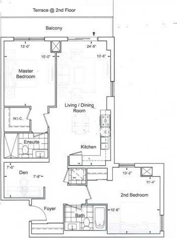Apartment for rent at 7900 Bathurst St Unit 531 Vaughan Ontario - MLS: N4544241
