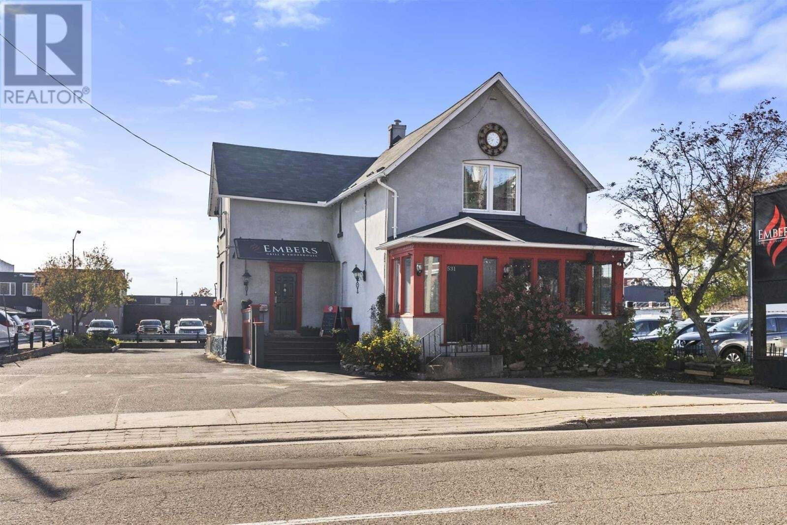 Commercial property for sale at 531 Albert St E Sault Ste. Marie Ontario - MLS: SM128397