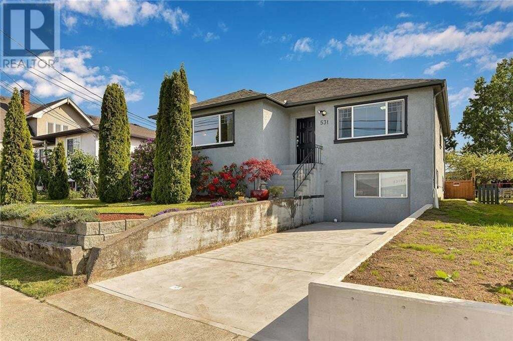 House for sale at 531 Burnside Rd E Victoria British Columbia - MLS: 426652