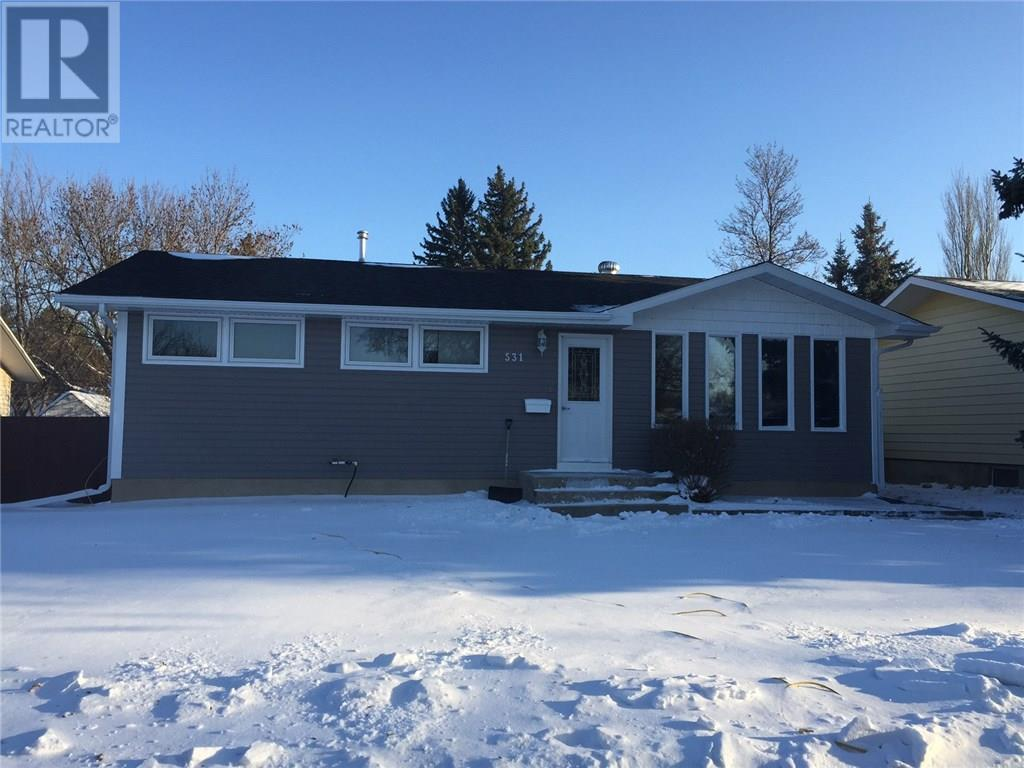 For Sale: 531 Central Ave S, Swift Current, ON | 3 Bed, 2 Bath House for $262,000. See 19 photos!