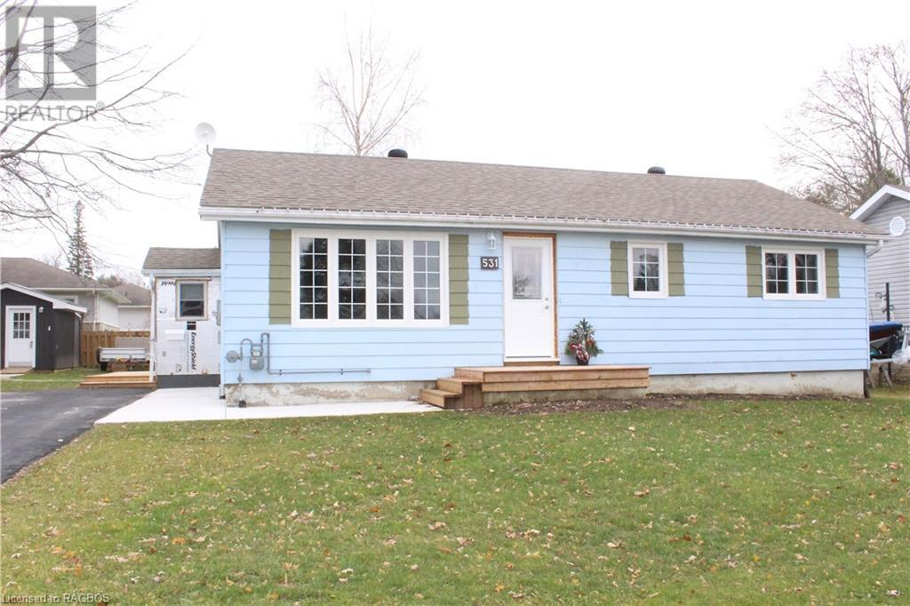 Removed: 531 Edward Street, South Bruce Peninsula, ON - Removed on 2020-02-08 05:06:22