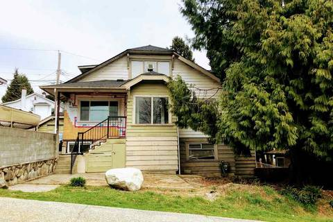 House for sale at 531 Fourteenth St New Westminster British Columbia - MLS: R2351399