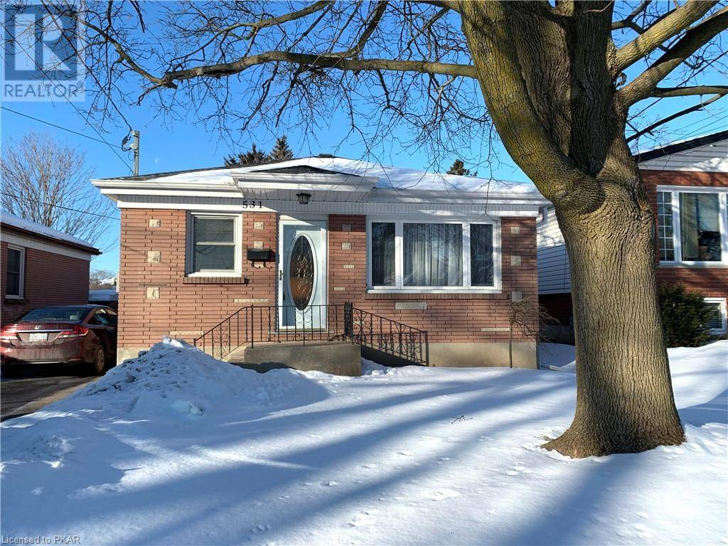 House for sale at 531 Monaghan Rd Peterborough Ontario - MLS: 244802