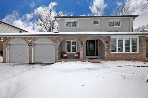 House for sale at 531 Tipperton Cres Oakville Ontario - MLS: W4704281