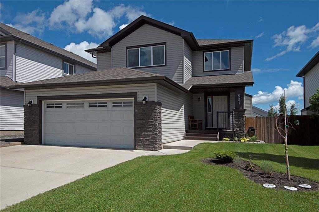 House for sale at 531 Westmount Cl Westmount_ok, Okotoks Alberta - MLS: C4305640