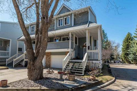 Townhouse for sale at 531 Woodbridge Wy Sherwood Park Alberta - MLS: E4153491
