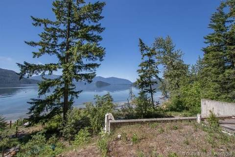 Residential property for sale at 5310 Squilax Anglemont Rd Celista British Columbia - MLS: 10179368